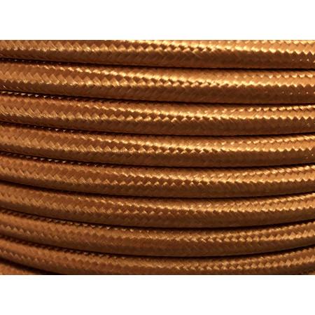 Cable Textil Cobre