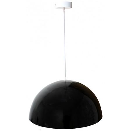Lámpara Retro Yucatan Negro Brillante