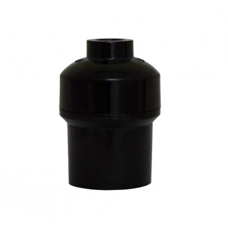 Socket Baquelita Negro