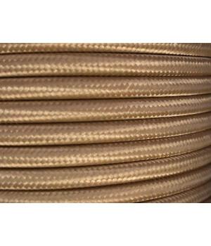 Cable Textil Café Beige