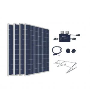 Kit 4 Paneles Solares