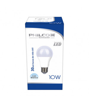 Foco LED Philco 10W Blanco 6500K