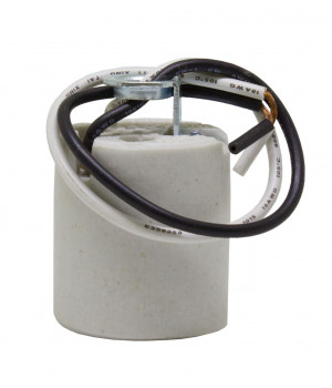 Socket Porcelana Para Niple