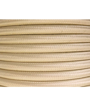 Cable Textil Ivory