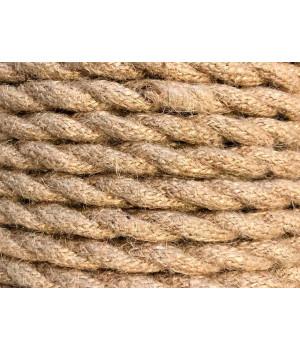 Cable Textil Tipo Soga Trenzado