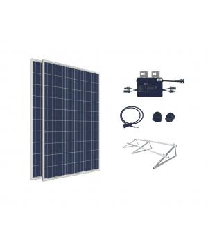 Kit 2 Paneles Solares